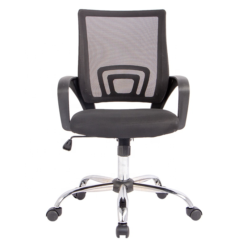 Hot Sell PU Leather High Quality Executive Office Chair with Chrome Base