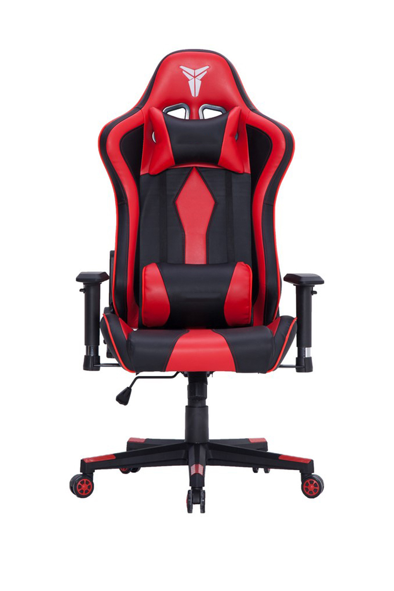 New design lady's ergonomic racing style PU leather gaming chair for home and office  - 副本