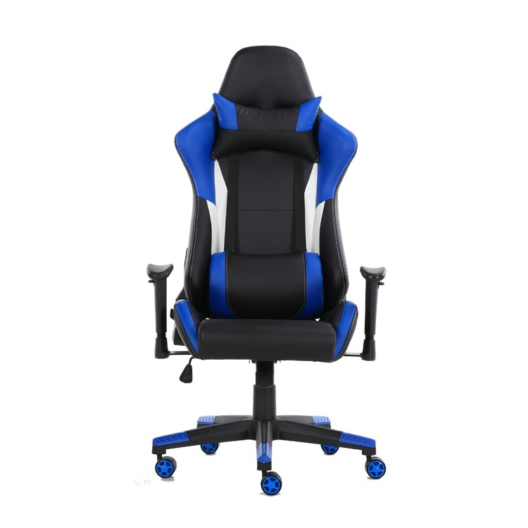 Comfort Silla Gaming with Headrest Lumbar Support Swivel PC Gamer Chair