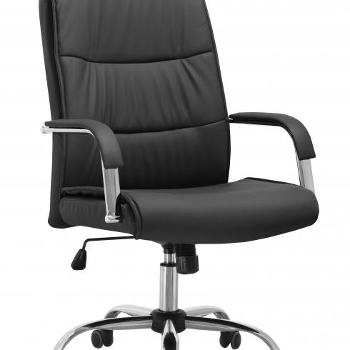 Luxury High Back Office Chair With Head Rest